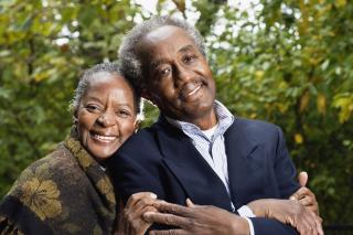 Elderly couple (2)