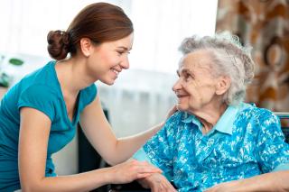 Caregiver respite