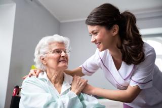 Long-term care facility